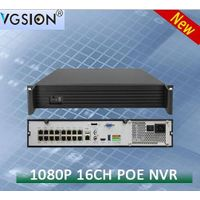 16 CHANNEL1080P POE Network Video Recorder