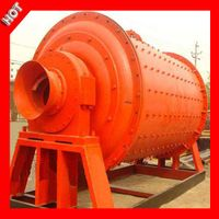Nice Performance and Low Consumption Ball Mill thumbnail image