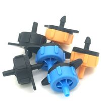 Take Apart PC dripper   Drip Irrigation Accessories price   China drip irrigation  Drip fitting