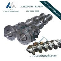 pin cold-feed rubber extruder screw and barrel