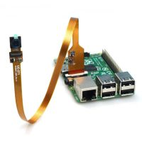 Spy Camera Module 1/4 Inch 5 Mega pixel Sensor with flex cable for Raspberry Pi