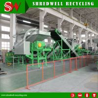 Automatic Tyre Recycle System Big Discount thumbnail image