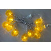golden coin string lights thumbnail image