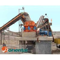 40-60 TPH Complete Crushing Plant