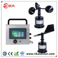 RK160-02 Wind Speed & Direction Station with data logger thumbnail image