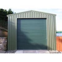 Ironbuilt Steel Garages Advantages