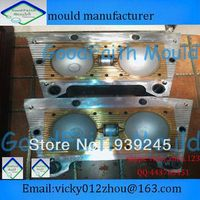 European standard two cavities plastic blowing mould factory thumbnail image