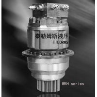 WKH series high speed hydraulic slew drive thumbnail image