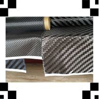 3k, 12k Twill 240g Japan Carbon Fiber Cloth Sheet for Car Body Fit and Surfer Board Decaration