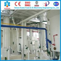 Economical project rice bran oil making machine