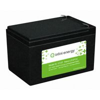 12v12ah Li-Fe lithium energy storage battery