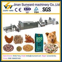 Stainless steel dog food machine, pet food extruder machine thumbnail image