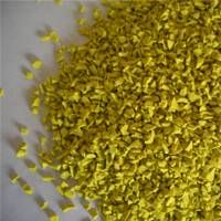 Yellow EPDM granule for playground floor thumbnail image