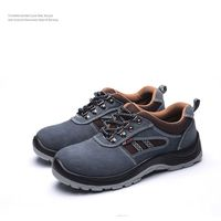 Insulating safety shoes