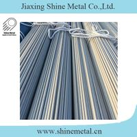 Seamless stainless steel boiler pipe