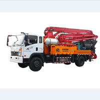 Most popular and easy to operate portable diesel concrete mixer with pump for sale