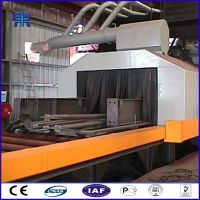 Roller Conveyor Shot Blasting Machine thumbnail image