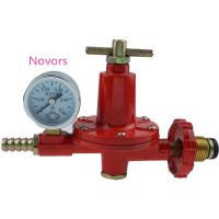 Big Flow Rate Gas Regulator With Meter
