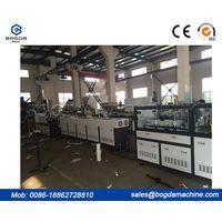 PVC electric conduit pipe making machine thumbnail image