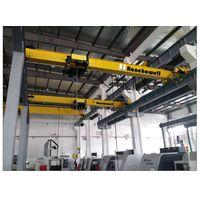 European Style Single Girder Overhead Crane  European style single girder overhead cranes have the d thumbnail image