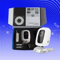 3G GSM alarm system with camera thumbnail image