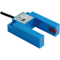 E3S Groove Type Photoelectric Sensor