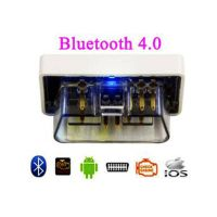 iOBD2 Mini OBD2 EOBD Scanner Support Bluetooth 4.0 Work On Android IOS OBD Code Reader Scanner Diagn