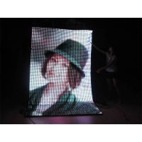 Flexible mobile LED screen