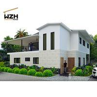 Cheap Prefabricated Modern Villa House thumbnail image