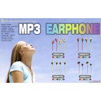New Stereo 9U on Ear Earphone with Microphone thumbnail image