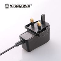 Best selling 5V2A 5V2.5A 6V2A 9V1A 12V1A 24V0.5A ac power adapter with UL FCC CE GS CB KC PSE CCC SA thumbnail image