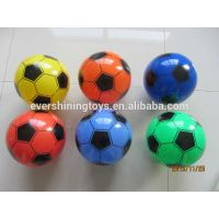 cheaper and quality inflatable pvc soccer ball