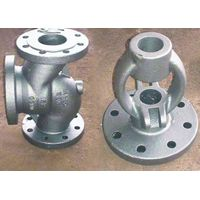 steel casting valve