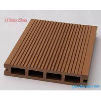 PVC/PE/PP wood plastic profile extrusion line