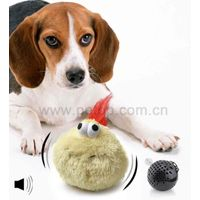 New Plastic PET Vibration Crazy Jumping Ball Toy for Dog & Cat Toys