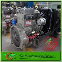 Diesel engine motor power from 7Hp to 136Hp