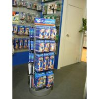 Accessory rack & sporting goods display fixture thumbnail image