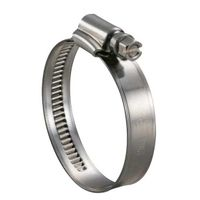 12mm Non-perforated Hose Clamp
