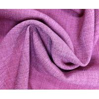 Double layer Imitation linen fabric