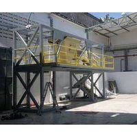 Mobile Modular Dry Mix Mortar Powder Mini Plant Concept