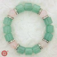 Gemstone Bracelet of Green Aventurine