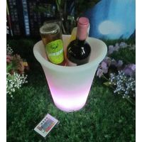 ICE BUCKET WITH LED LIGHT & REMOTE