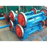 Steel light pole maufacture machine