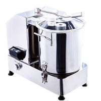 Automatic Desktop Electric Vegetable Chopping Machine , 12L Veg Cutter Machine thumbnail image