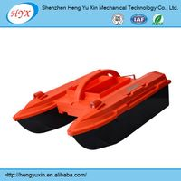 remote control fishing bait boat with gps and fish finder jabo 5cg