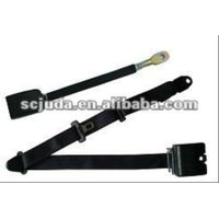 Emergency lock 3-point seat belts&truck safety belt retractable seatbelt