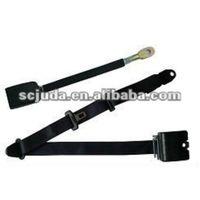 Emergency lock 3-point seat belts&truck safety belt retractable seatbelt