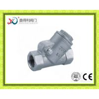 Threaded Y-strainer 800PSI Threaded end