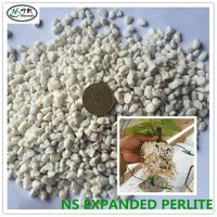 Horticultural perlite for potting mix & hydroponic media