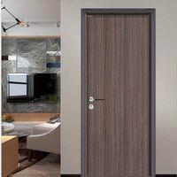 Home Interior Door Flat open MDF Hotel school Apartment door